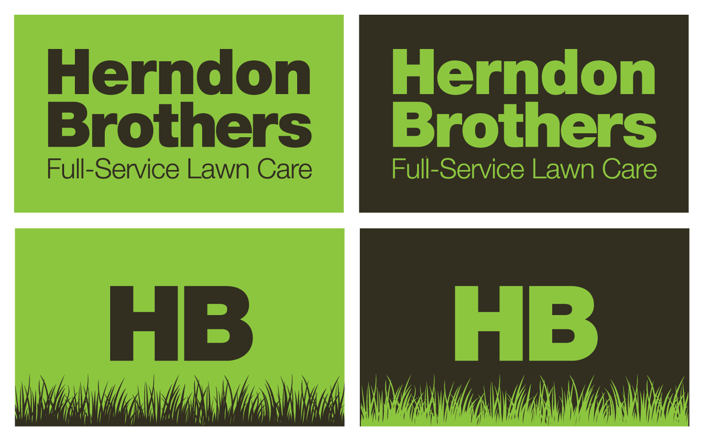 Herndon-Brothers-Lawn-Care_Print-Design_Business-Card_Dreamcapture_Memphis-TN