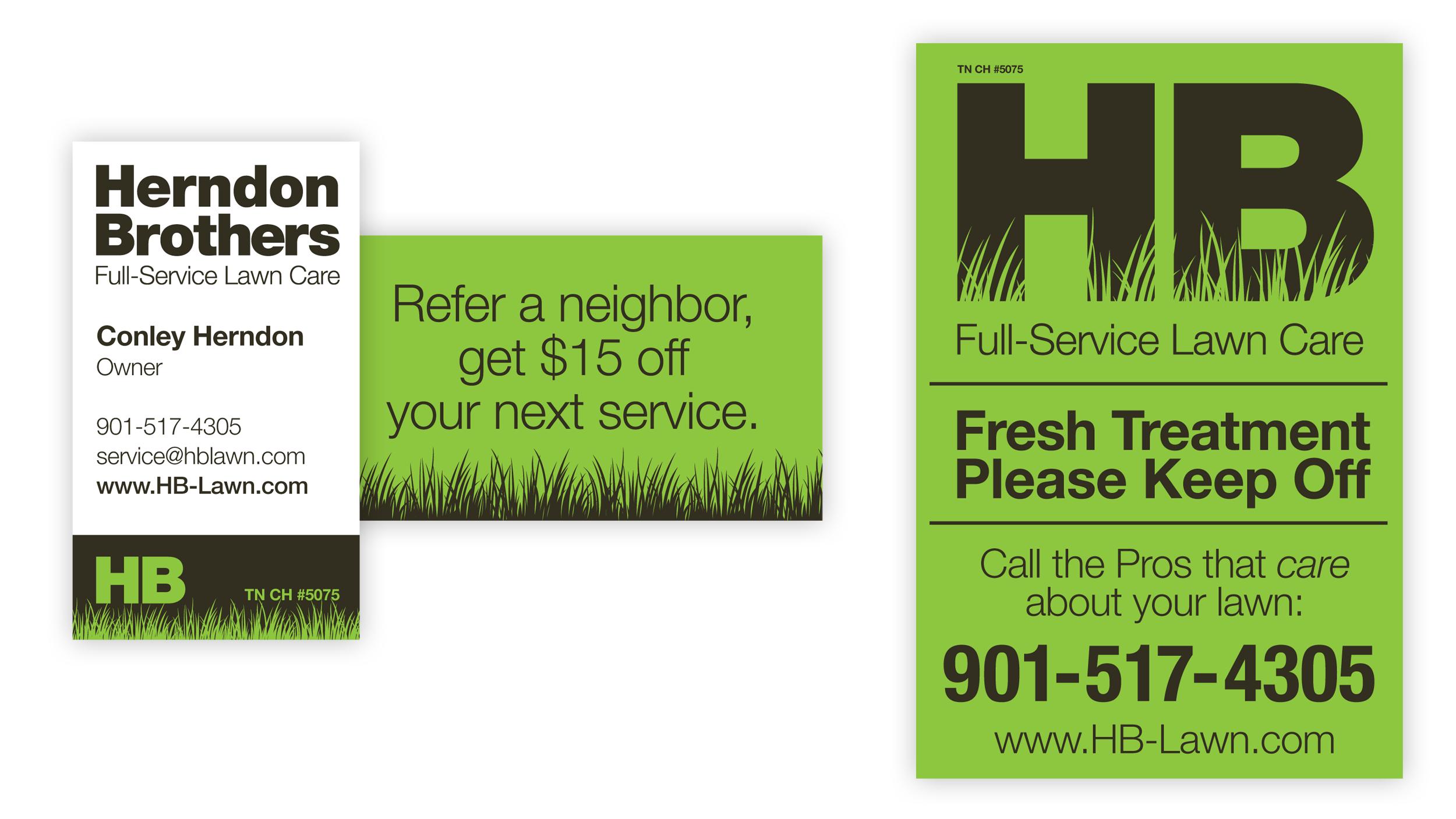 Herndon-Brothers-Lawn-Care_Print-Design_Dreamcapture_Memphis-TN_2