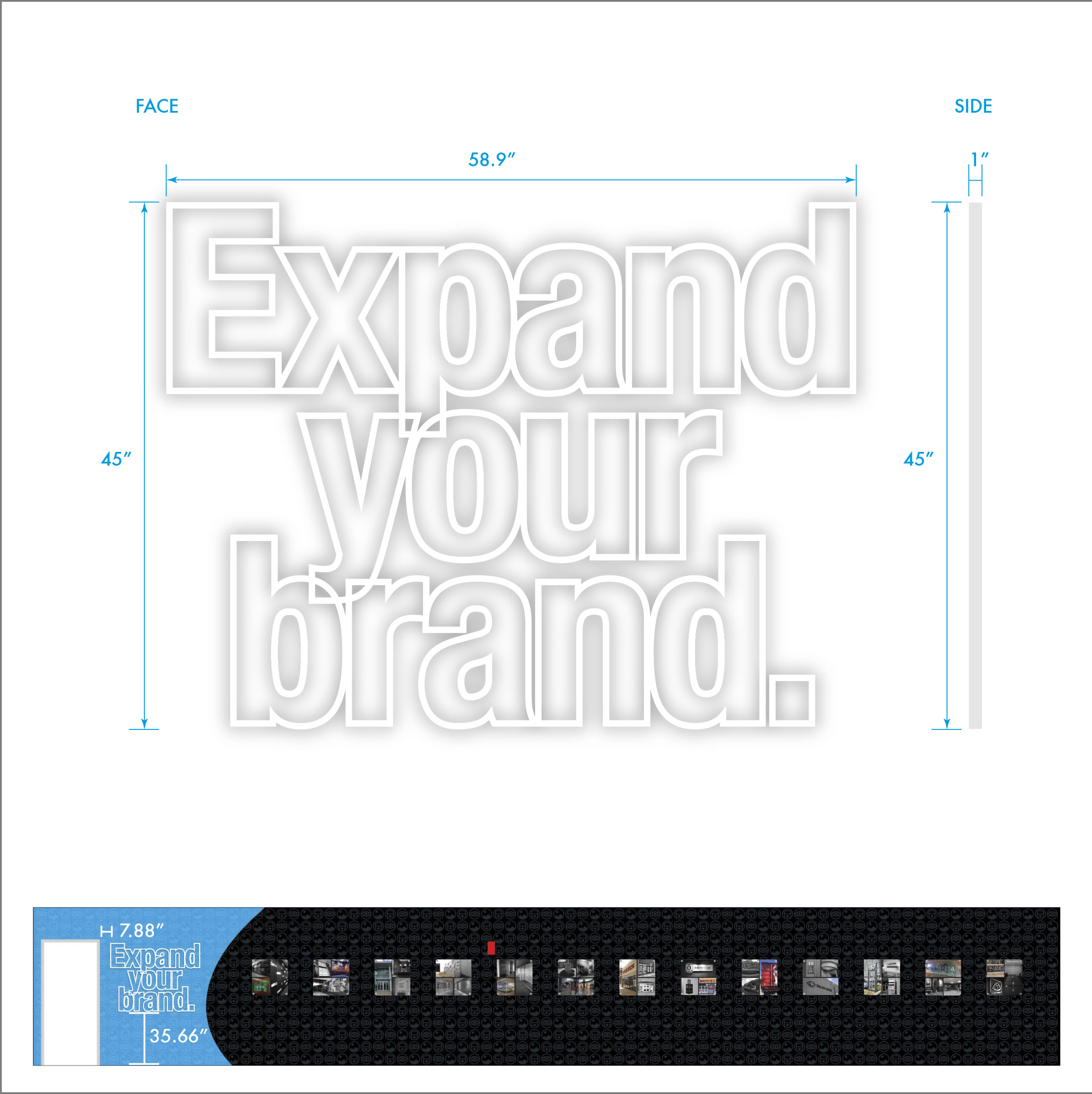 LSIGraphics_Environmental-Graphics_Expand-Your-Brand-Wall_Dreamcapture_Memphis-TN