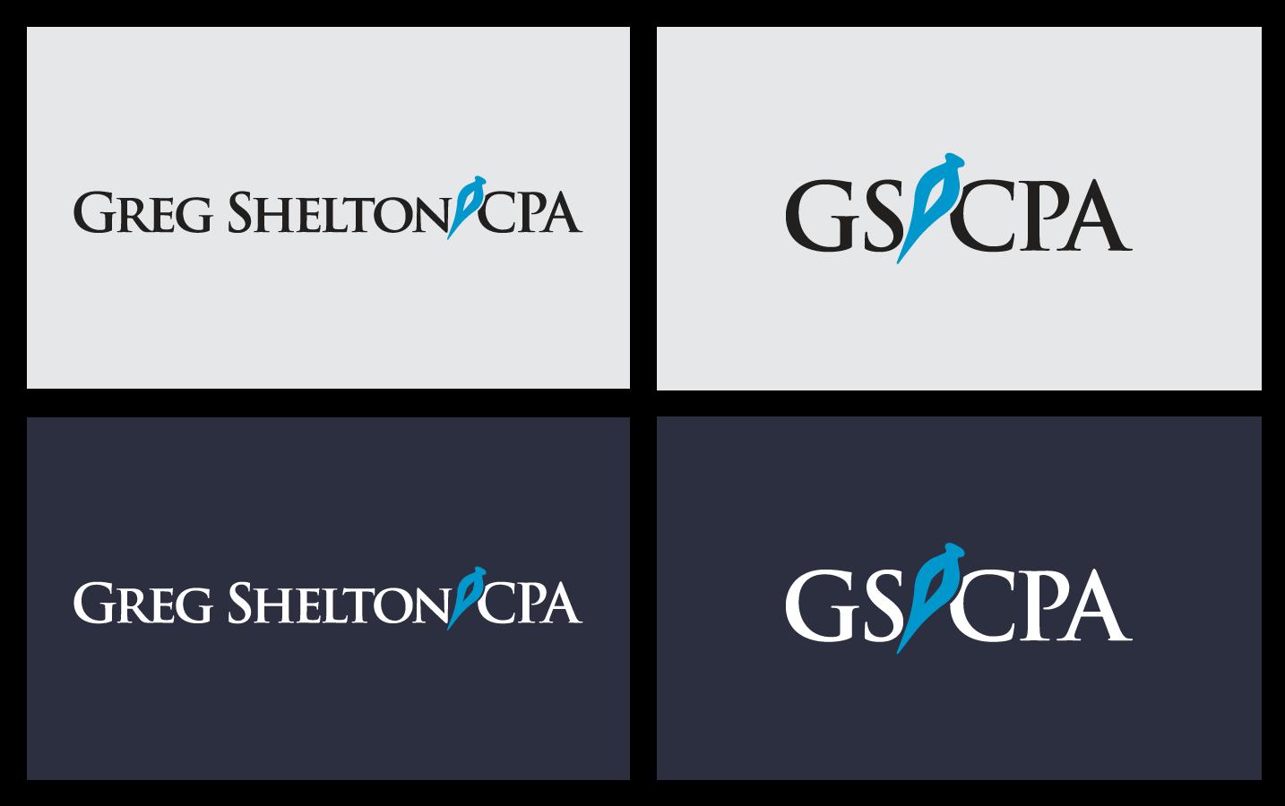 Greg-Shelton-CPA_Logo-Design_Lockup_Dreamcapture_Memphis-TN