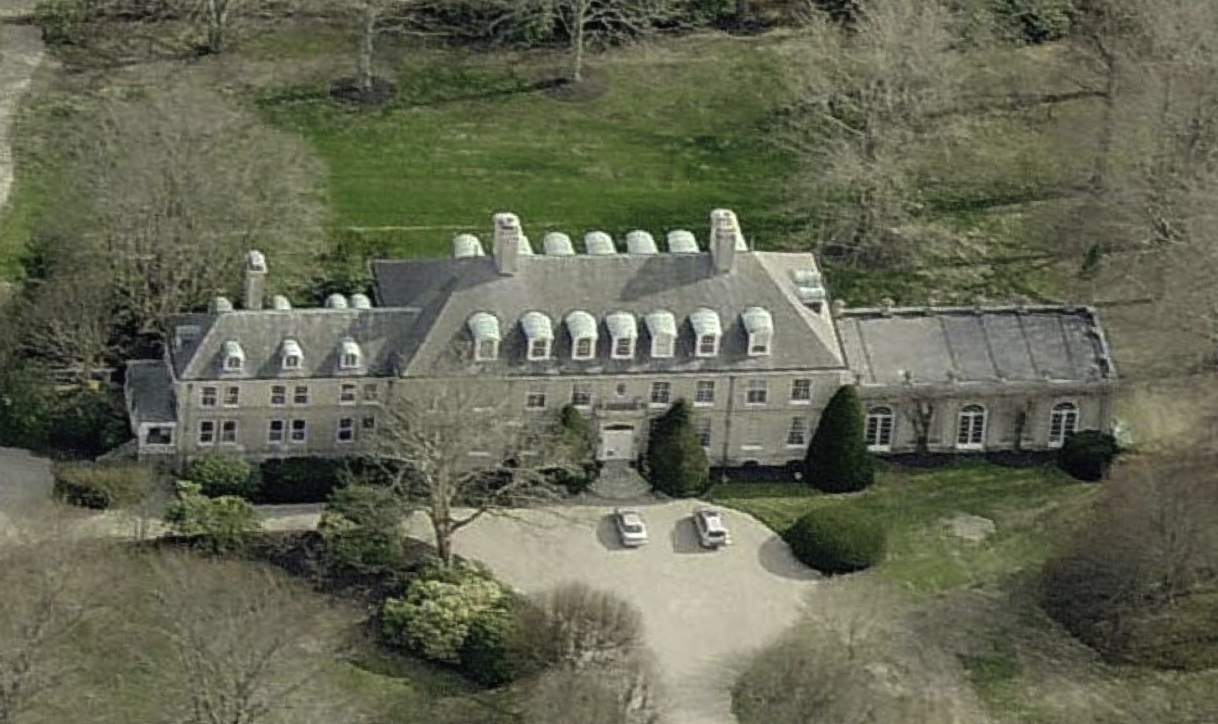 Shown: Bois Doré Estate - Restoration Newport, Rhode Island