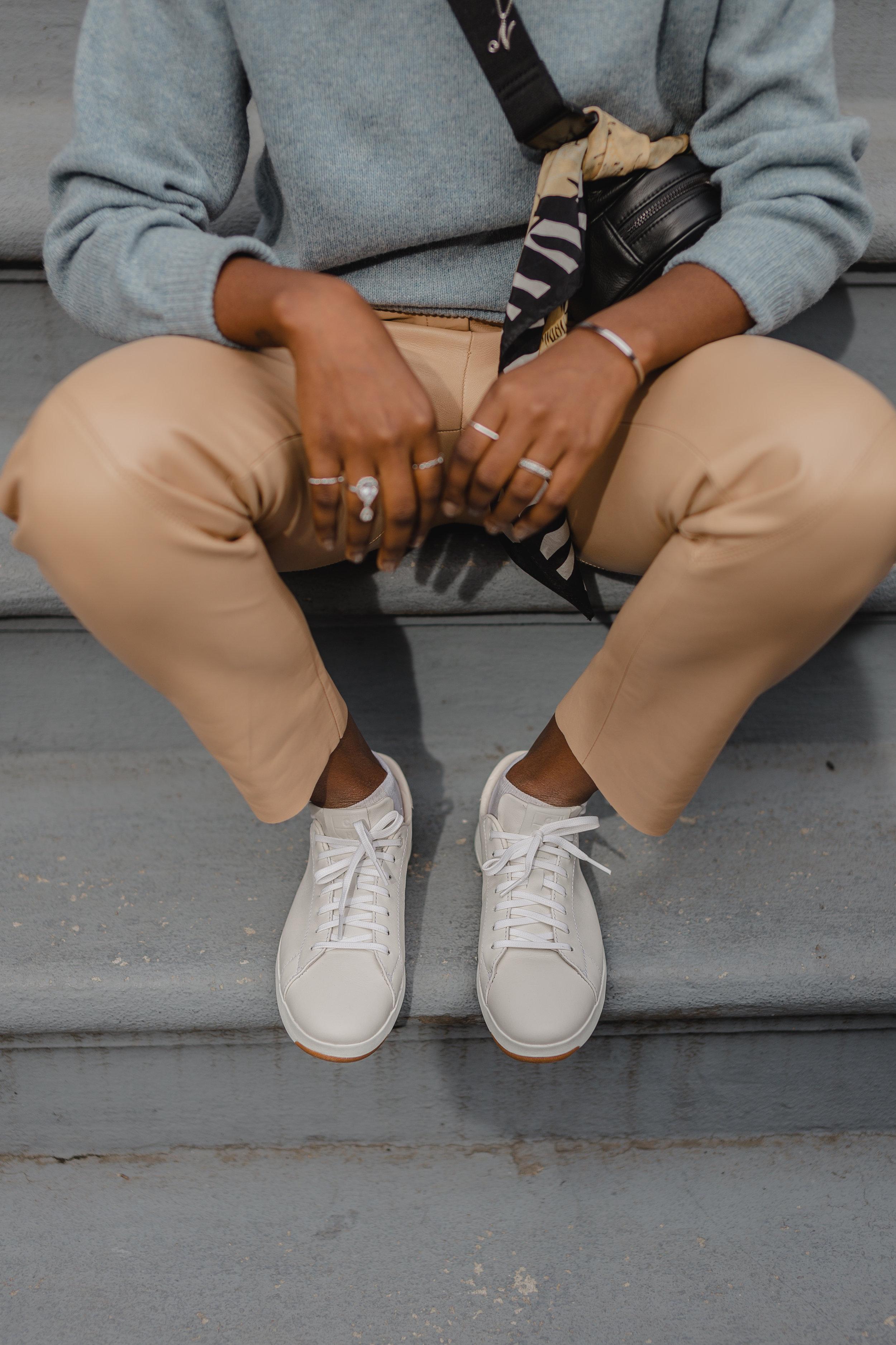 Grandprø Tennis Sneaker  / Size 9 / True to size