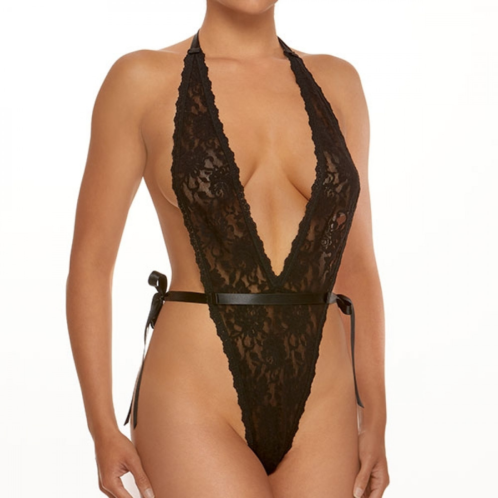 Racy Signature Lace Teddy