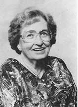 Viola Blythe - Sept. 28, 1916 - July 5, 2002