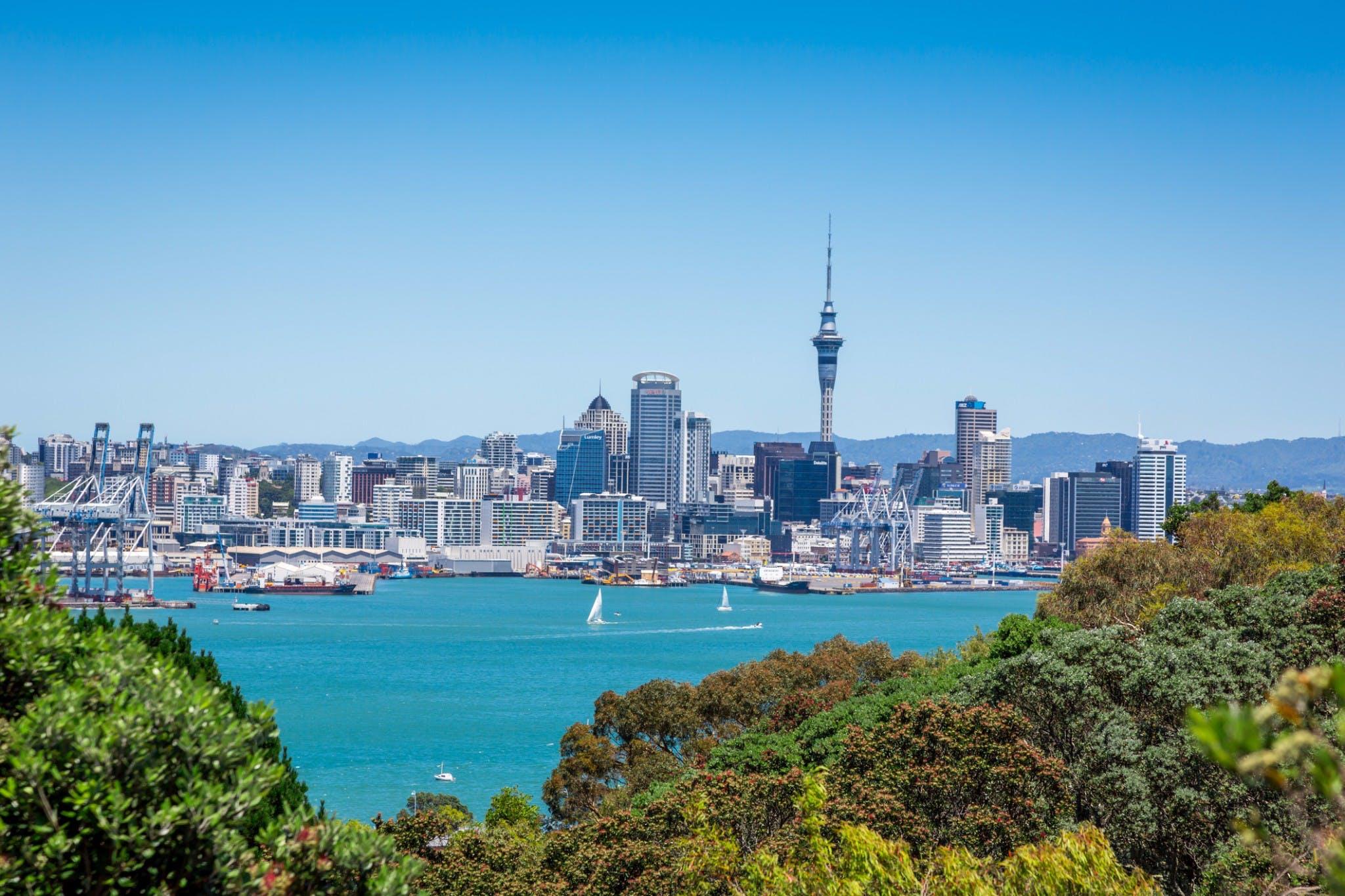 Auckland, NZ -