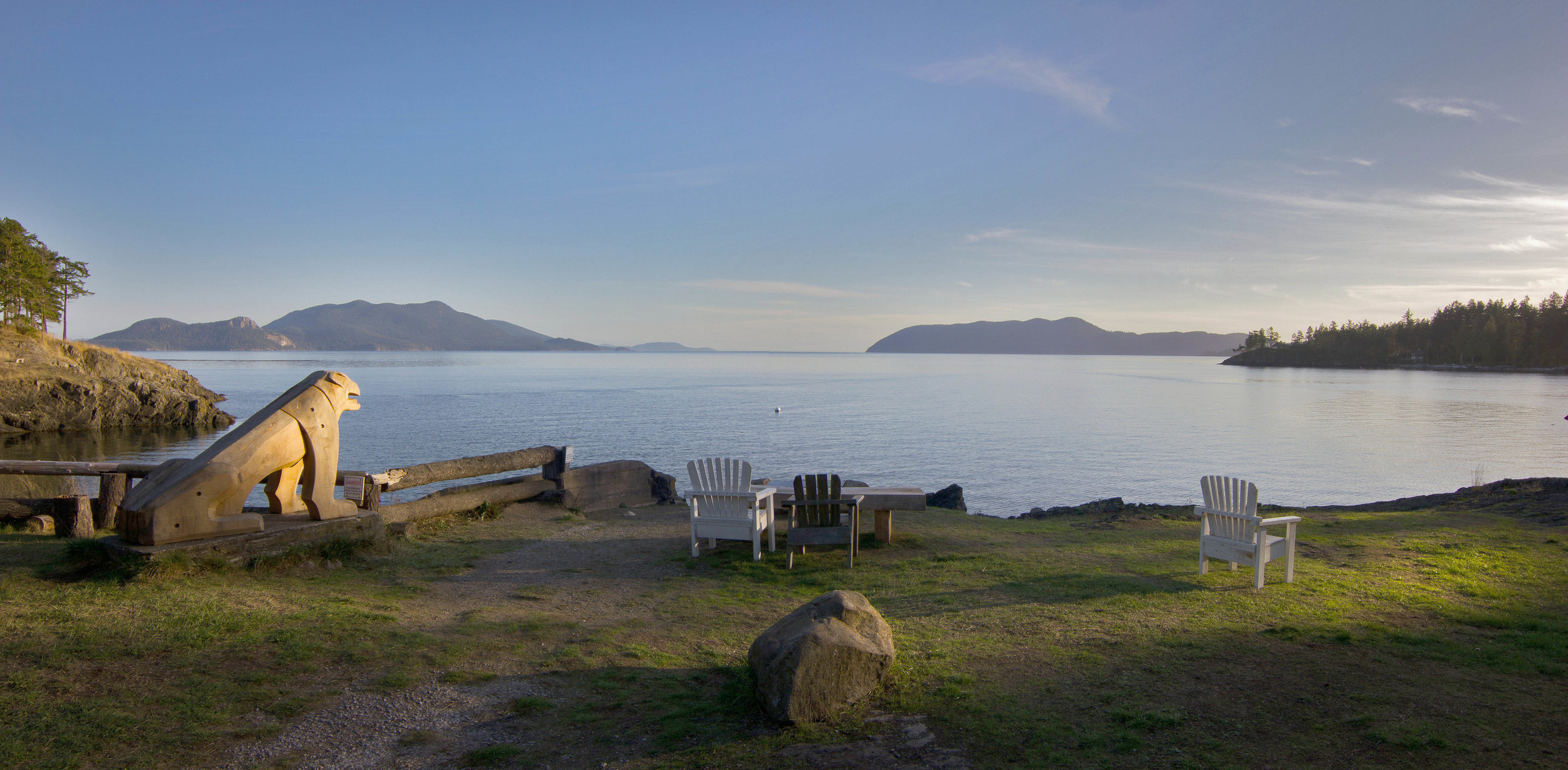 - Classes with Brian Utting at Doe Bay, Orcas Island
