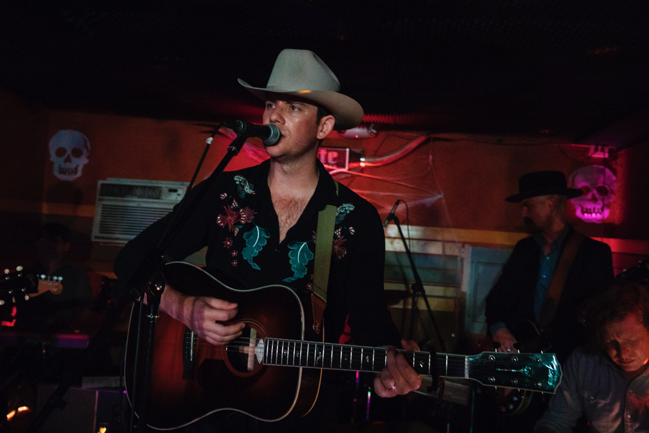 Sam Outlaw Residency at Dee's Country Cocktail Lounge