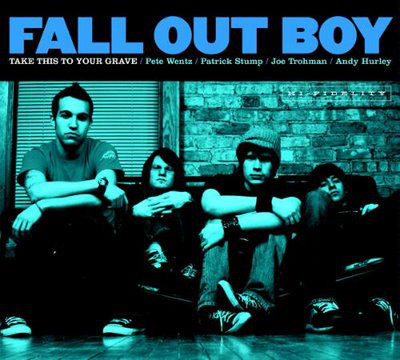 FALL OUT BOY    Take This to Your Grave  Fueled by Ramen Producer, Engineer, Mixer