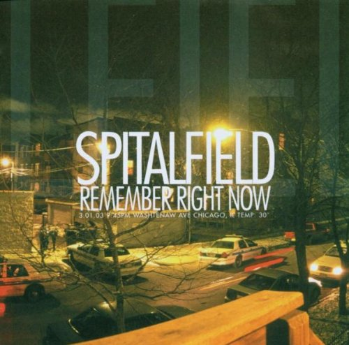SPITALFIELD   Remember Right Now   Victory Records Producer, Engineer, Mixer