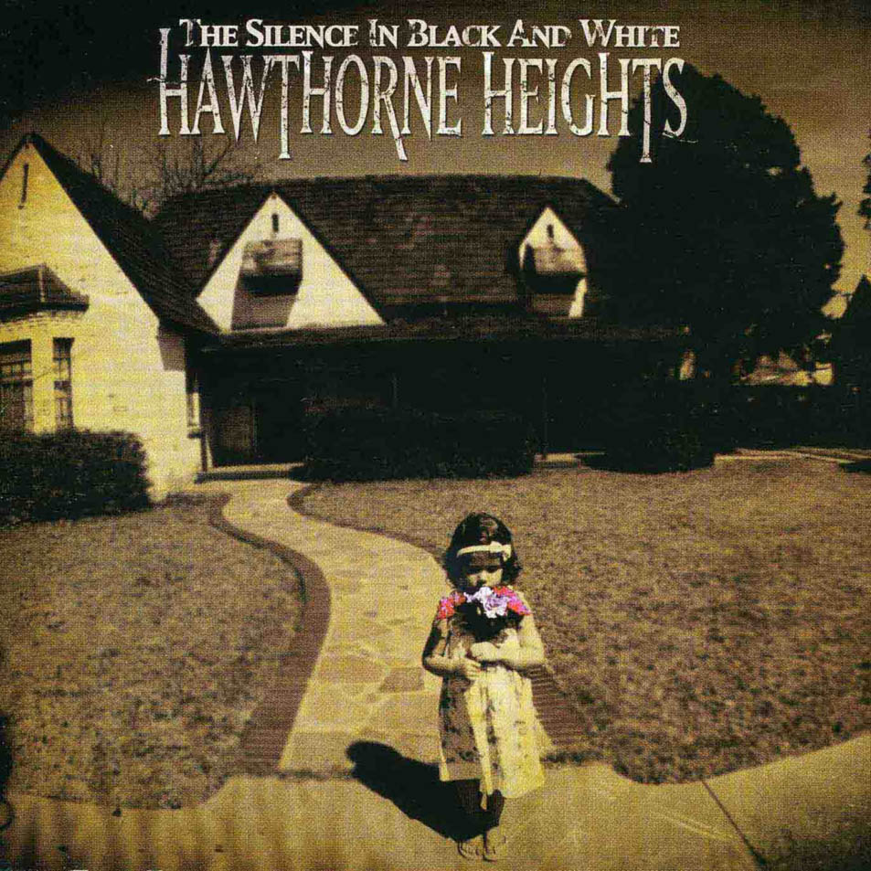 HAWTHORNE HEIGHTS    The Silence In Black & White  Victory Records Producer Engineer, Mixer