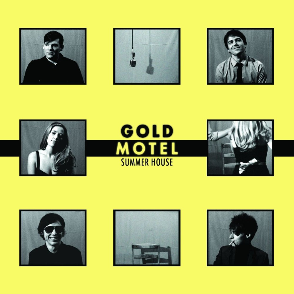 GOLD MOTEL   On The Run  Good as Gold Records Mixer
