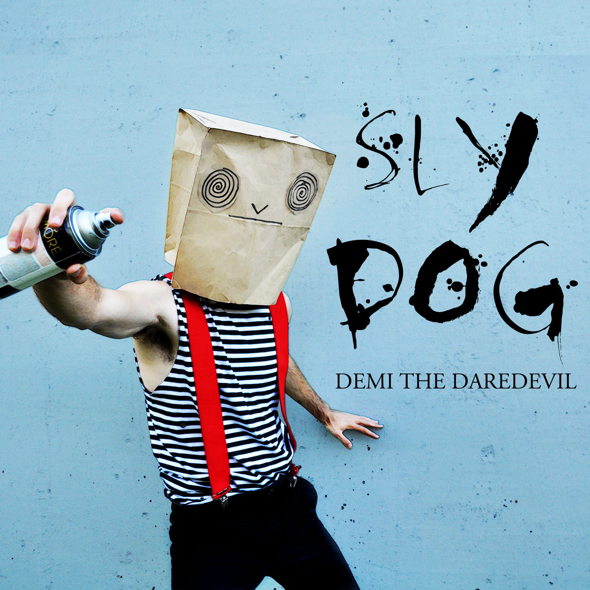 DEMI THE DAREDEVIL   Sly Dog  Indie  Mixer