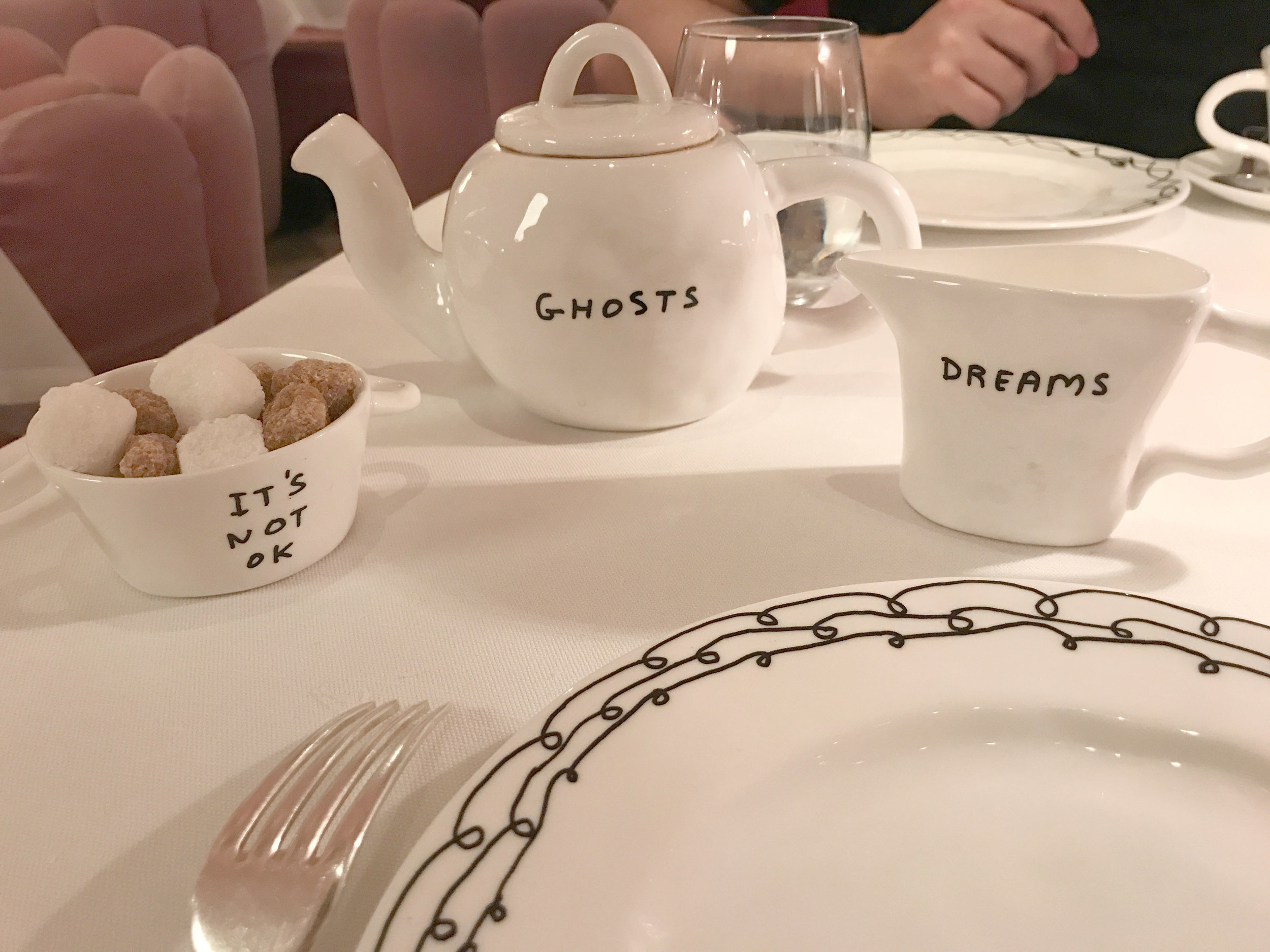 sketch london tea set