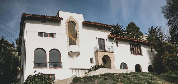 Los Feliz Murder house