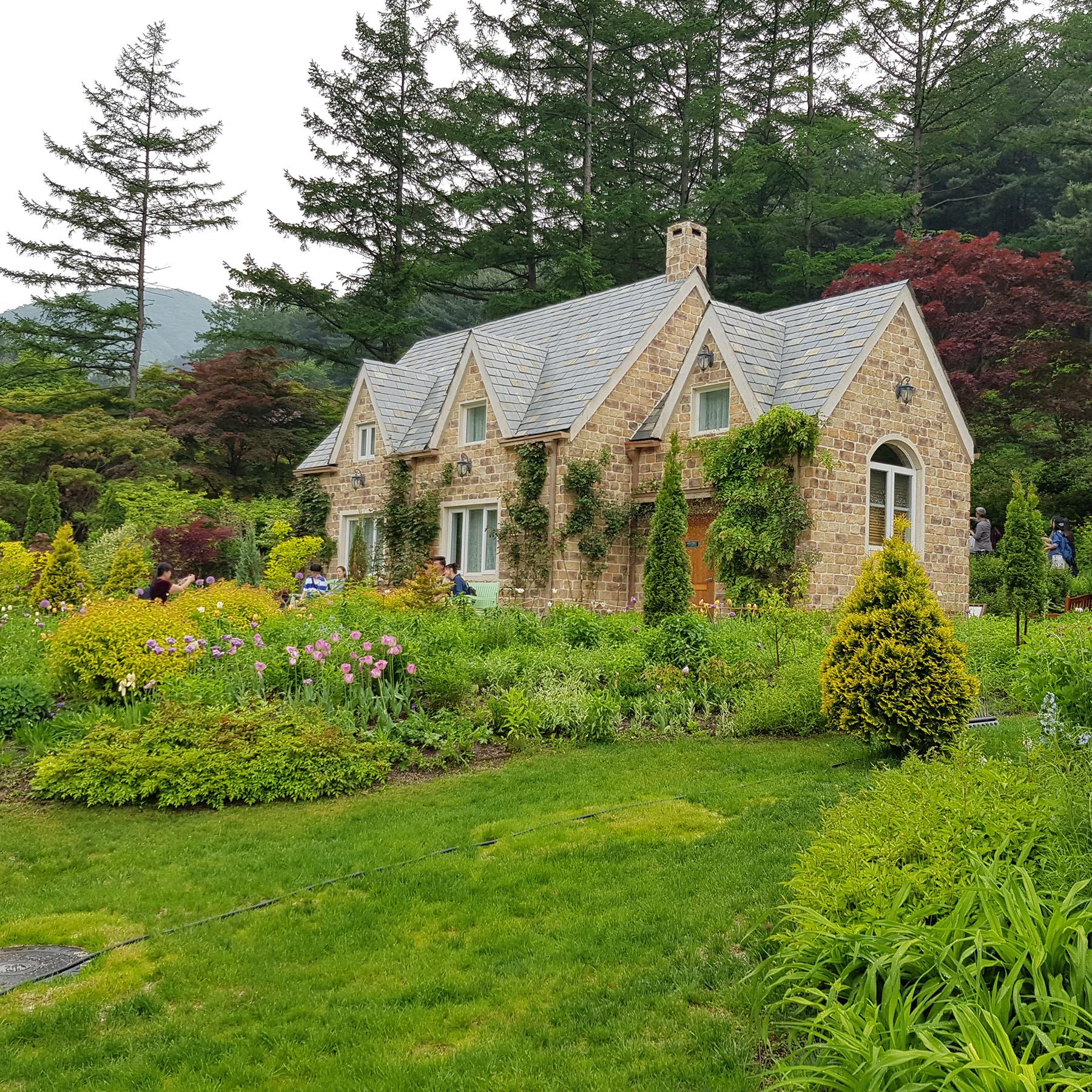 Photo: Garden of the Morning Calm