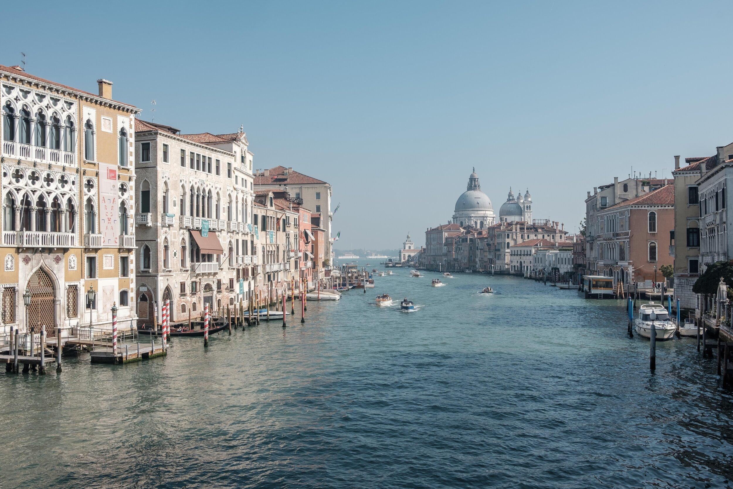 Photo: Christian Holzinger / Ponte dell'Accademia, Venezia, Italy