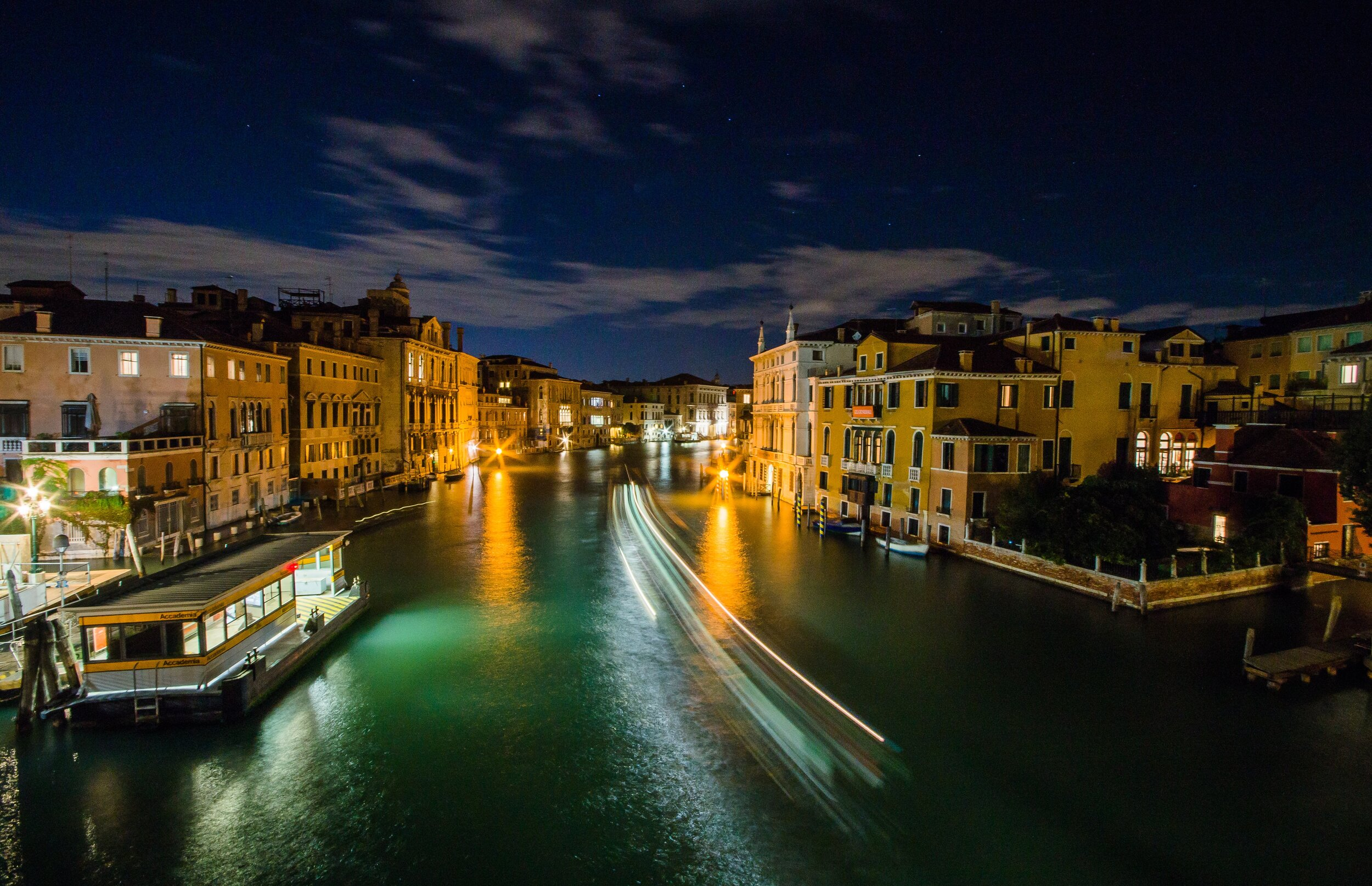 Photo: Jonathan Ford / Grand Canal