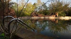 abandoned lake shawnee