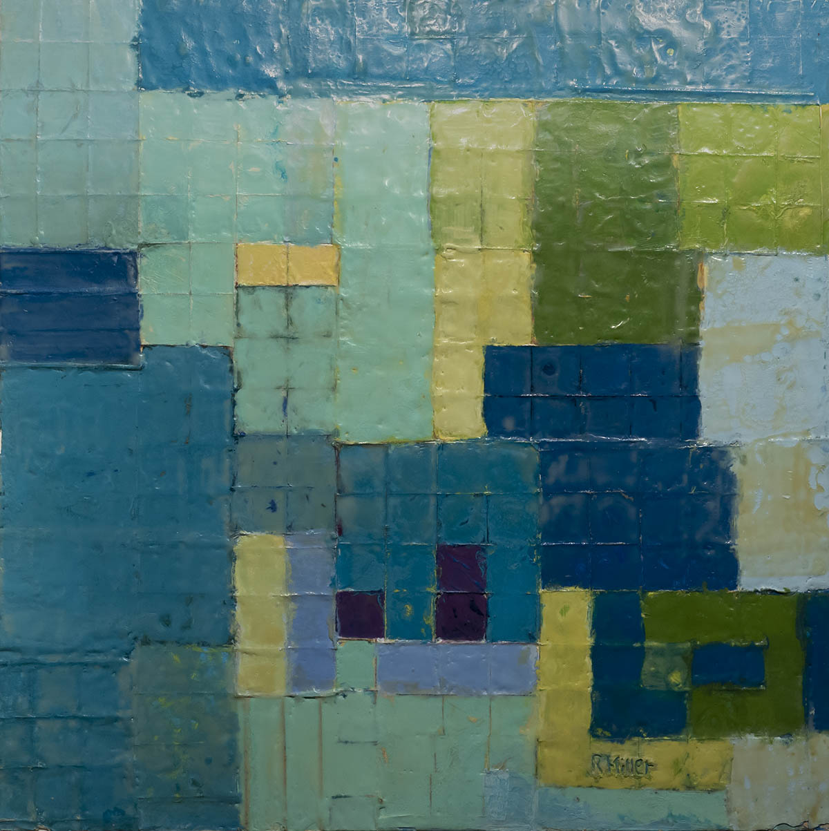 Mondrian Remembered