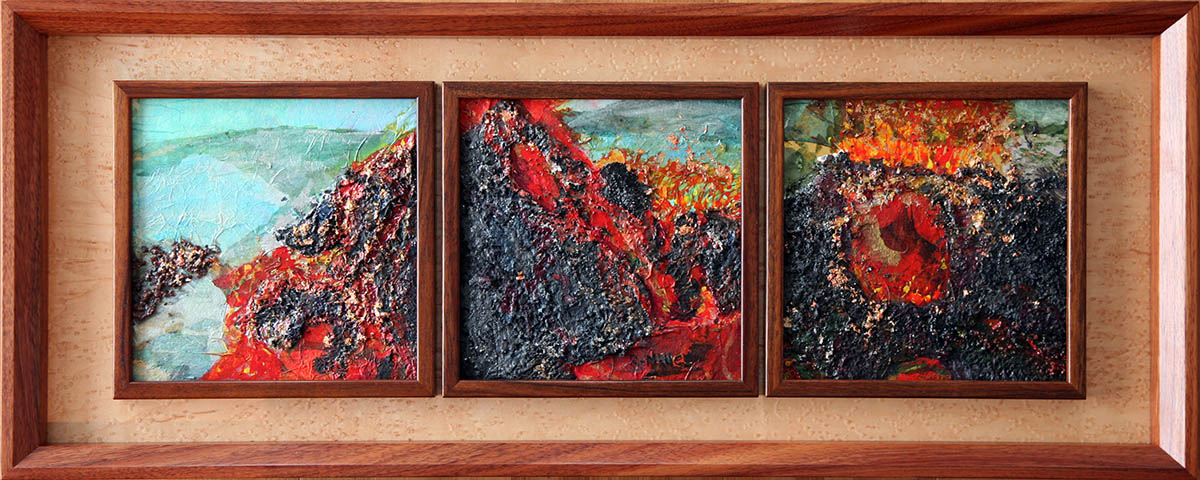Molten Lava Everywhere (Volcano Tryptic)