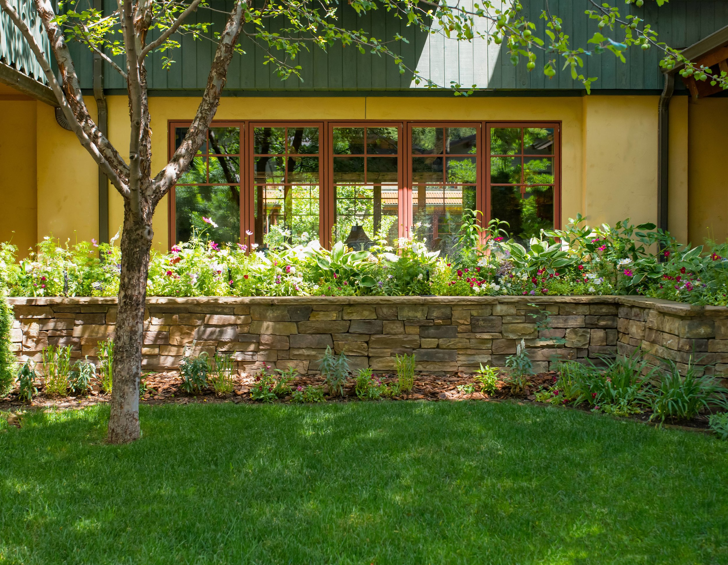 Aspen Hotel Landscape Planning