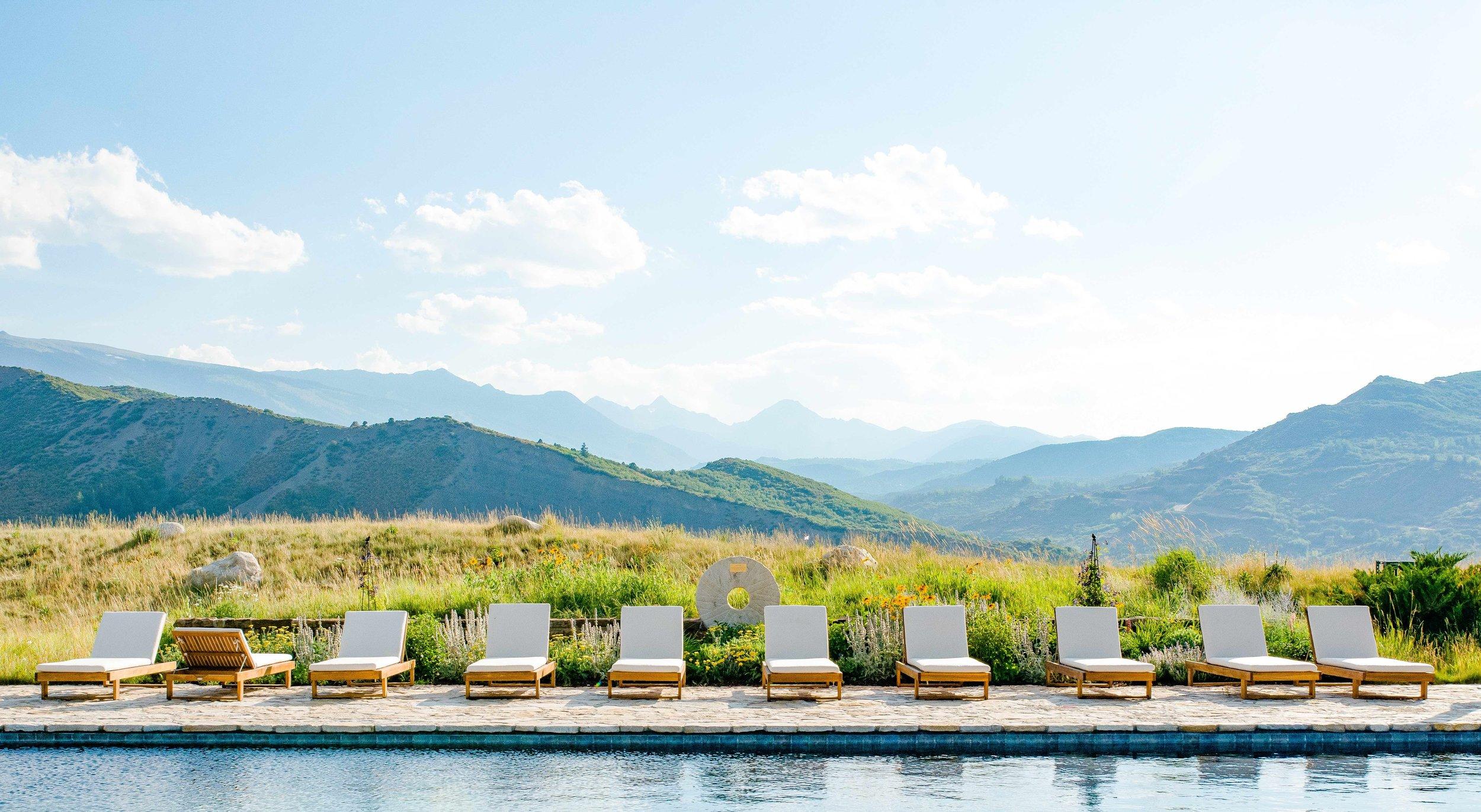Resort Landscape Architecture