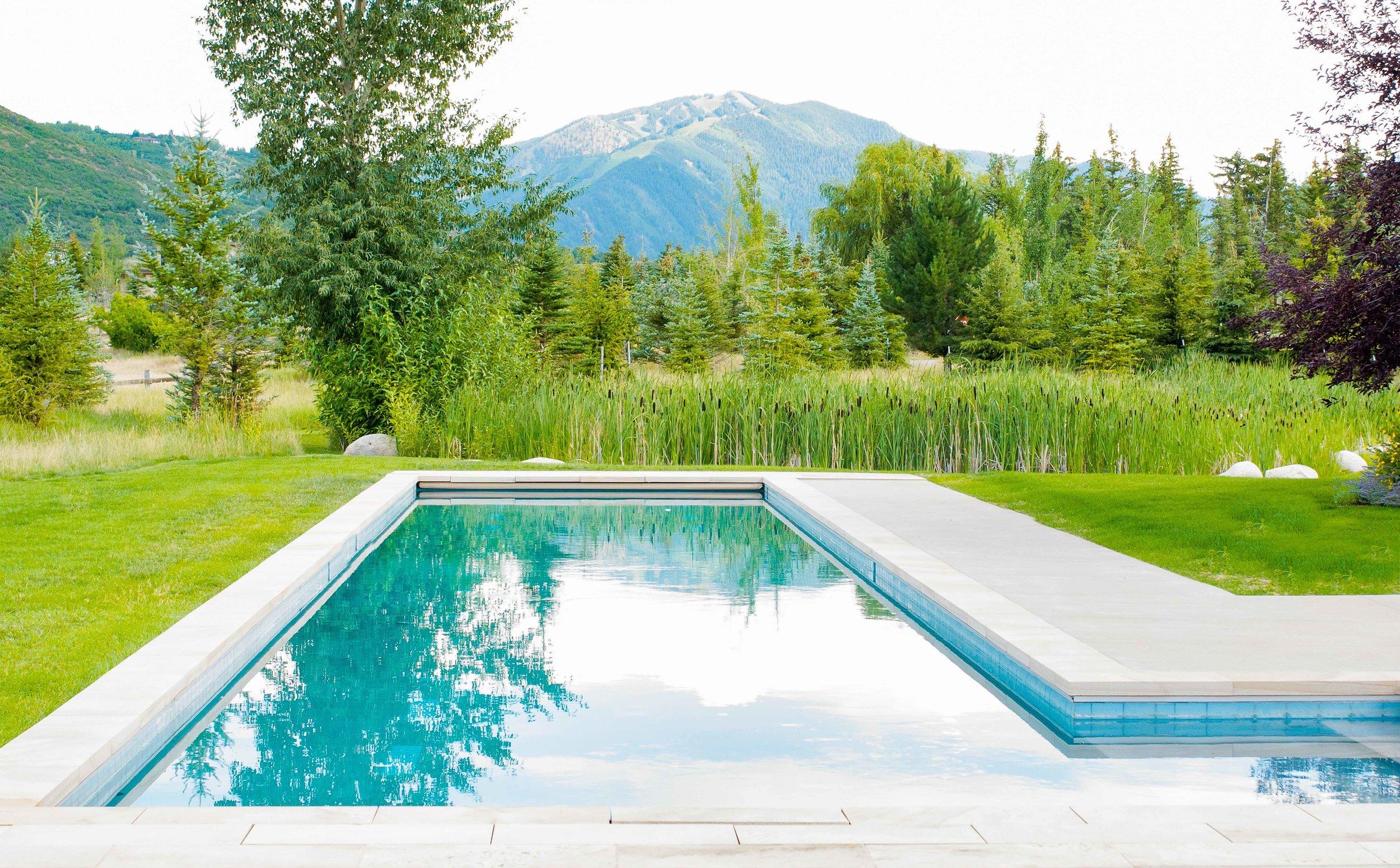 Aspen Resort Waterscape