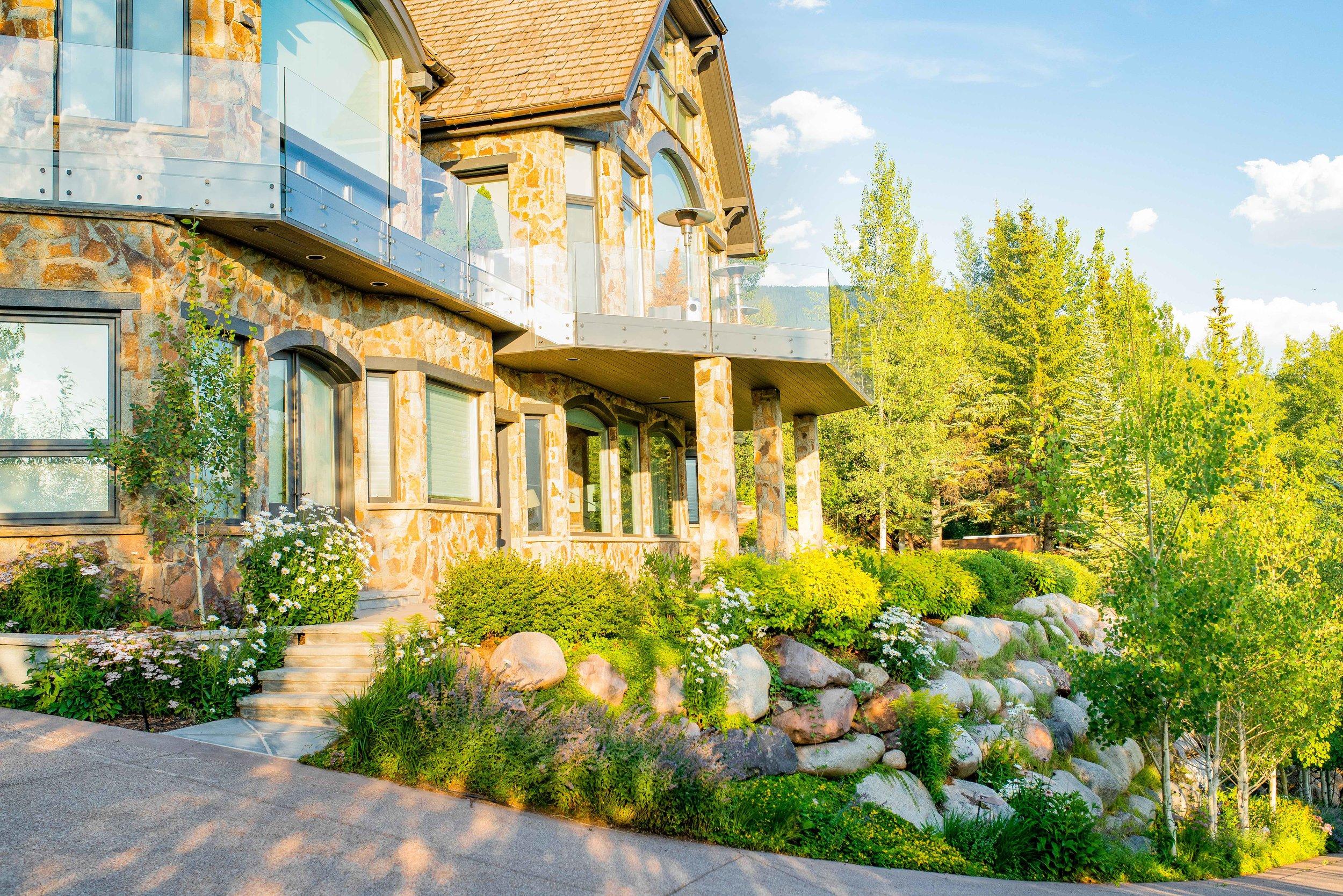 Snowmass Landscape Architecture