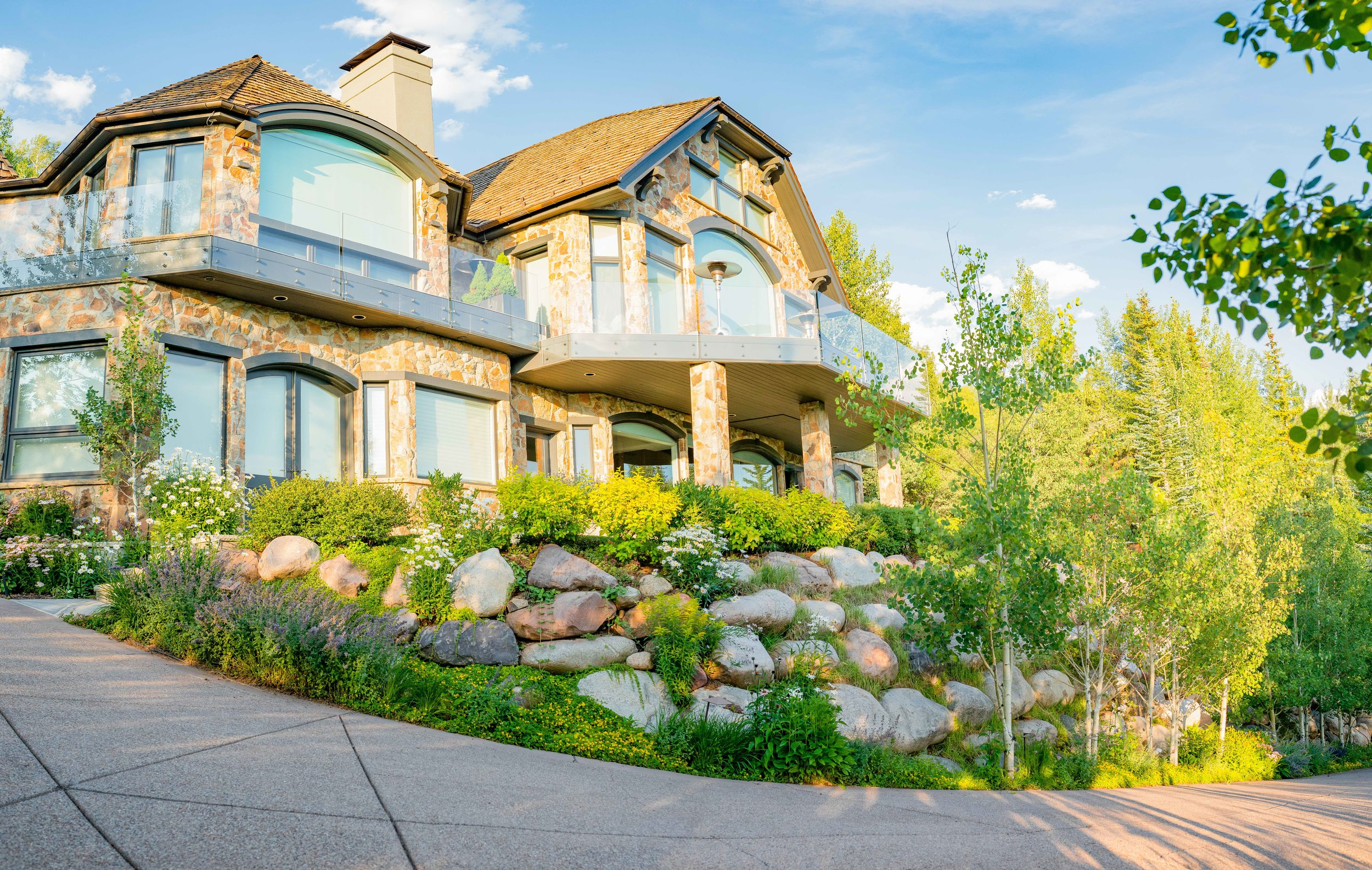 Luxury Residential Landscape Design
