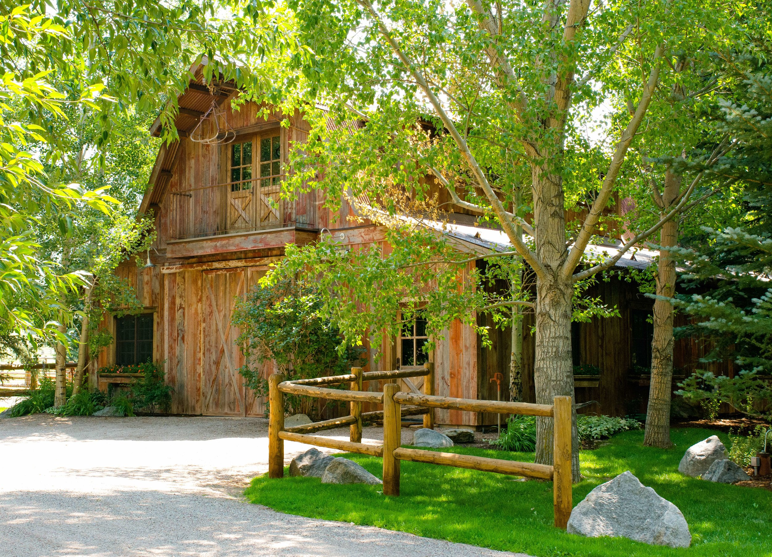 Basalt Ranch Landscape Design