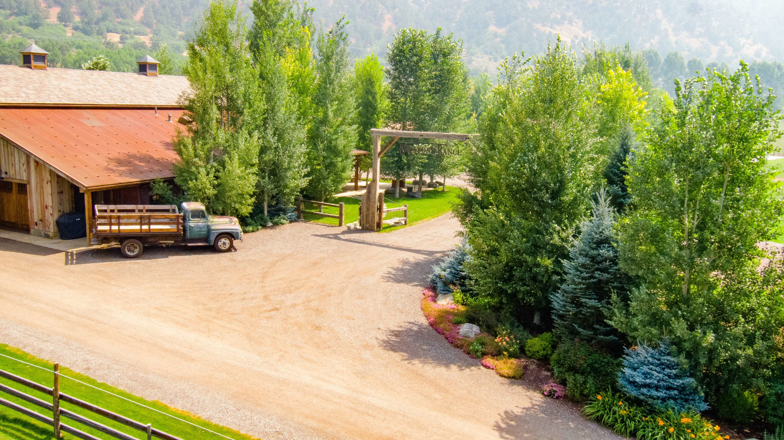 Snowmass Luxury Ranch Landscape Architecture