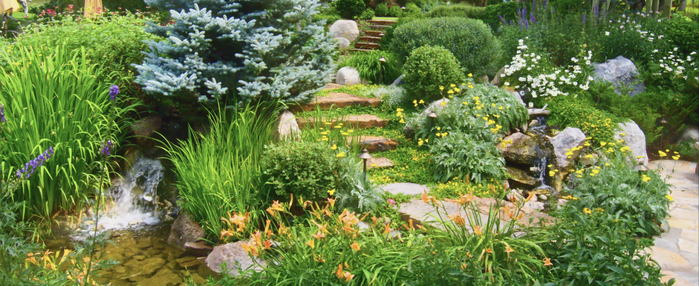 Aspen Luxury Residential Landscape Design
