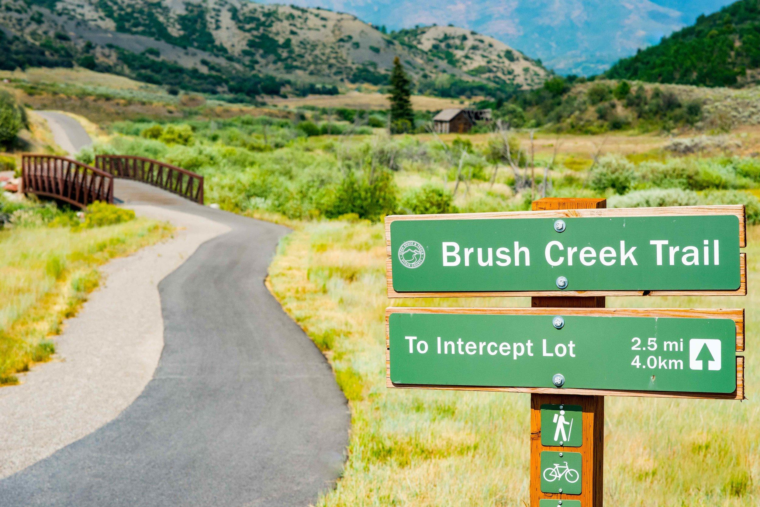 Brush Creek Trail - Snowmass Landscape Architecture