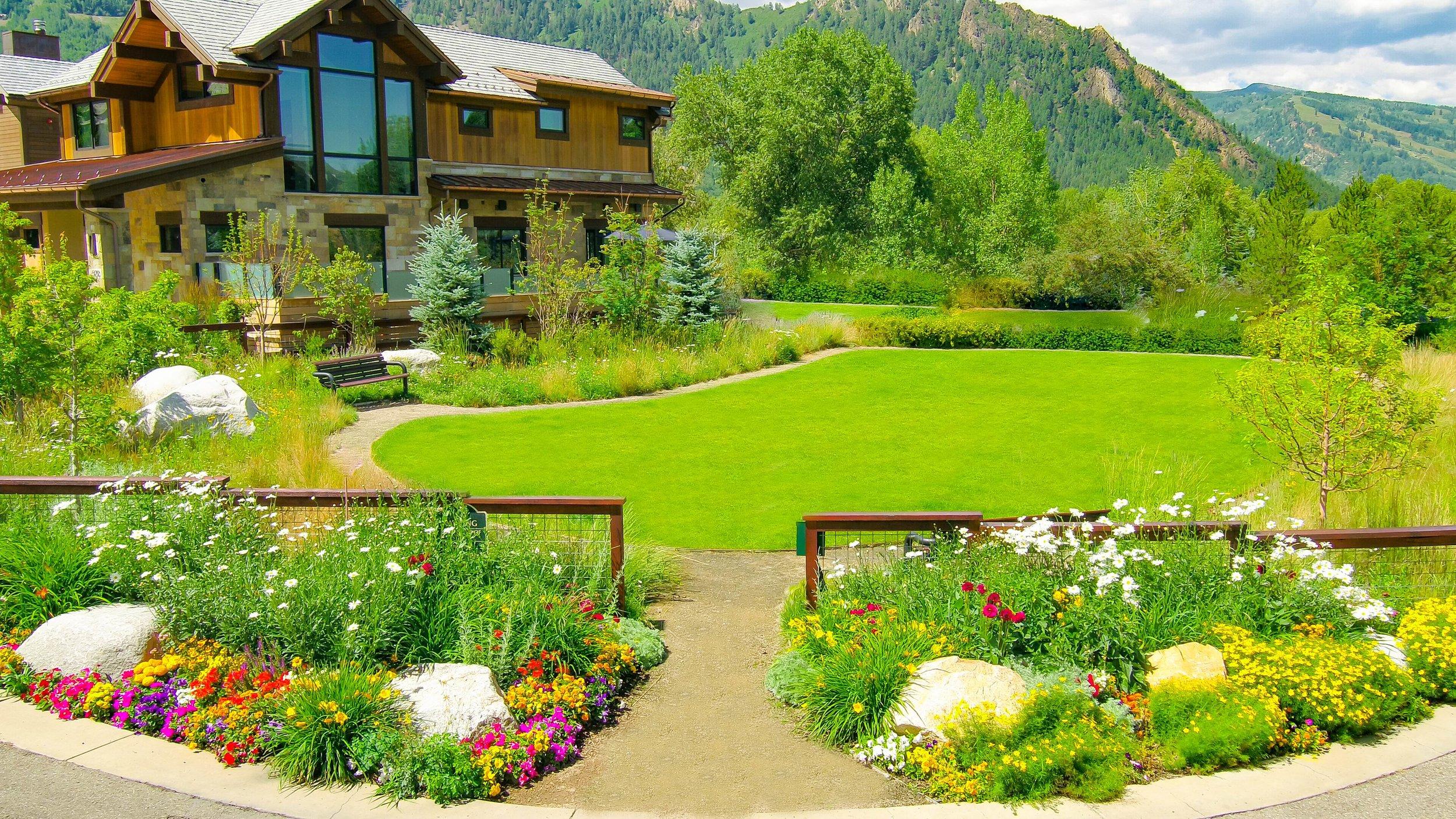 Aspen Park Landscape Architecture