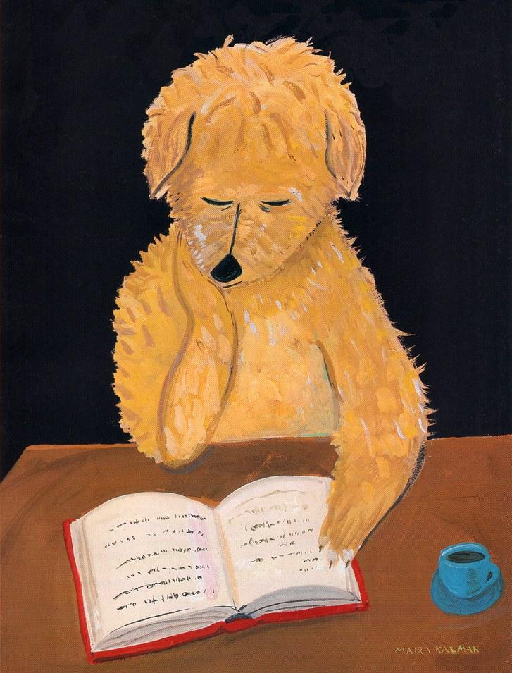 Illustration:  Beloved Dog  by Maira Kalman