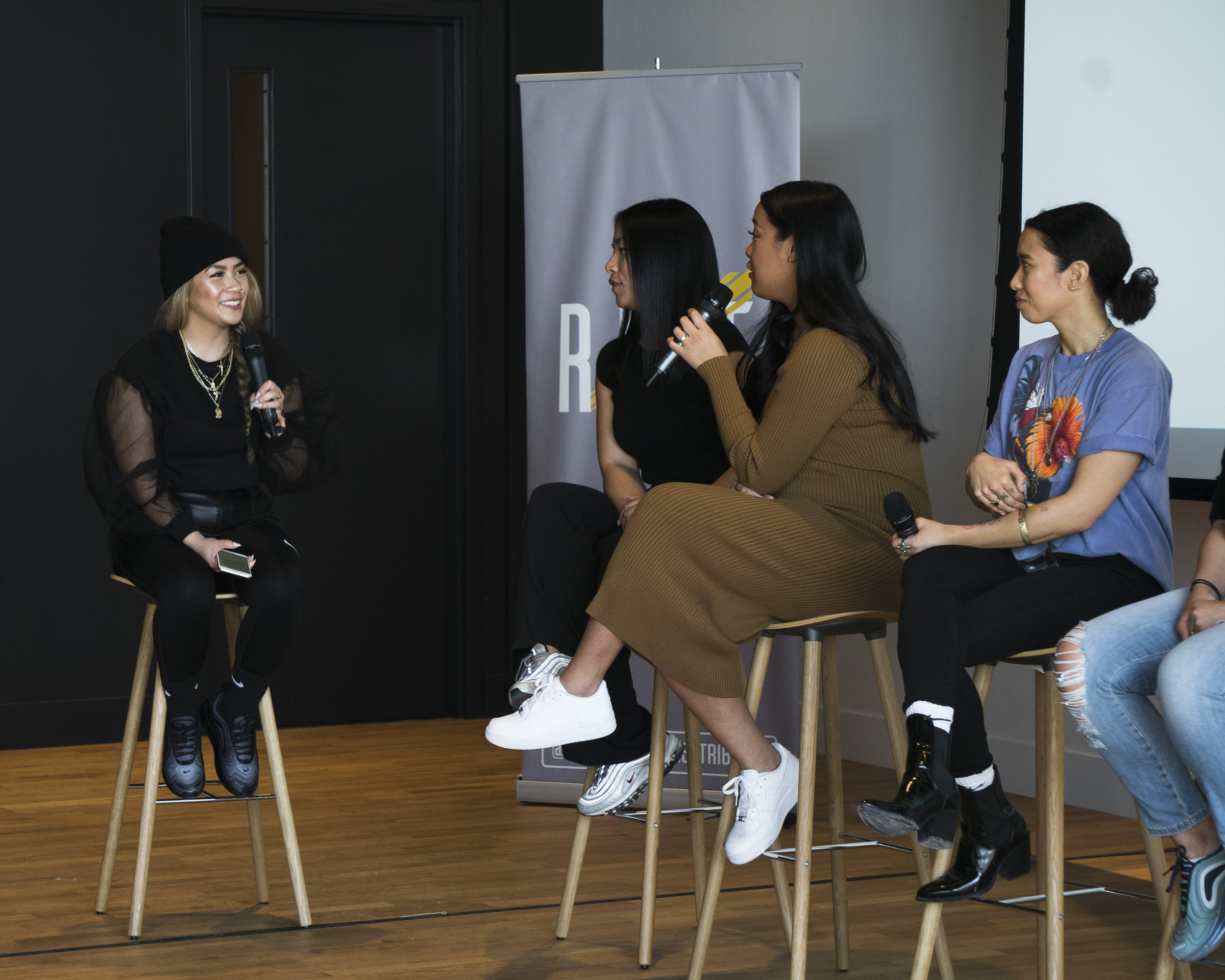 RISE TRIBE - FOUNDED BY FILIPINX | International Women's Day 2019 | TORONTO, ON