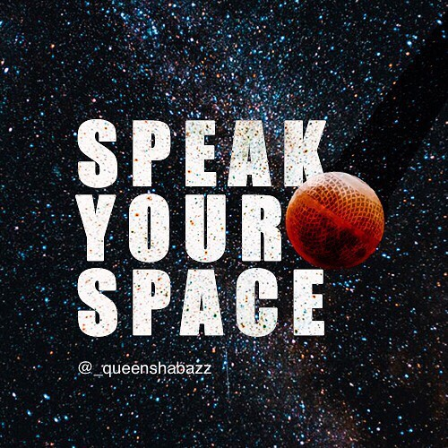 I created this graphic during a 15 minute exercise two days ago. Today I'm happy to share it- and I welcome this graphic to be circulated shared #spread #spreadtgewealth #share #graphicdesign #motivation #love #likeforlike #likeforfollow #graphic #space #speak #fear #fearless #inspo #inspiration #space #outterspace #mars #planets #astronomy #astrology