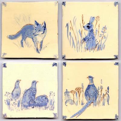 Partridges, foxes, pheasants, woodcock… -