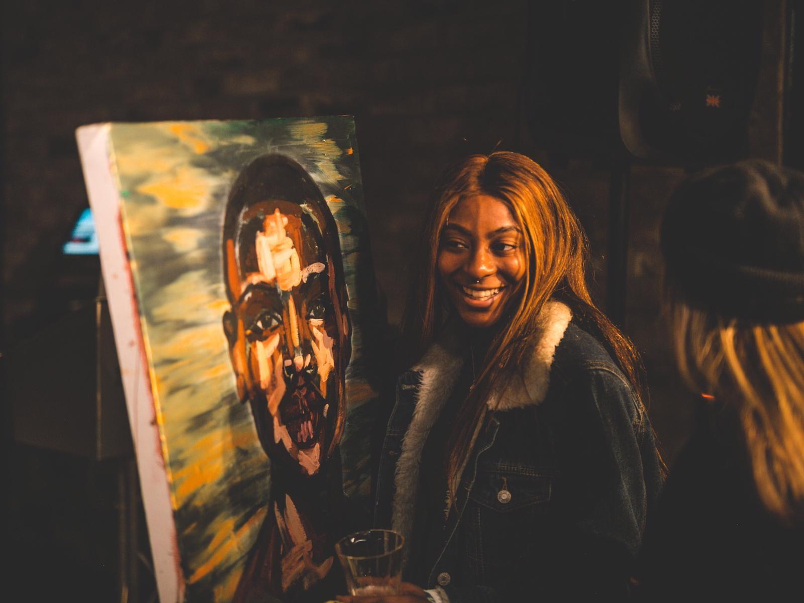 International Women's Day event Photo: Daniel Oluwatobi