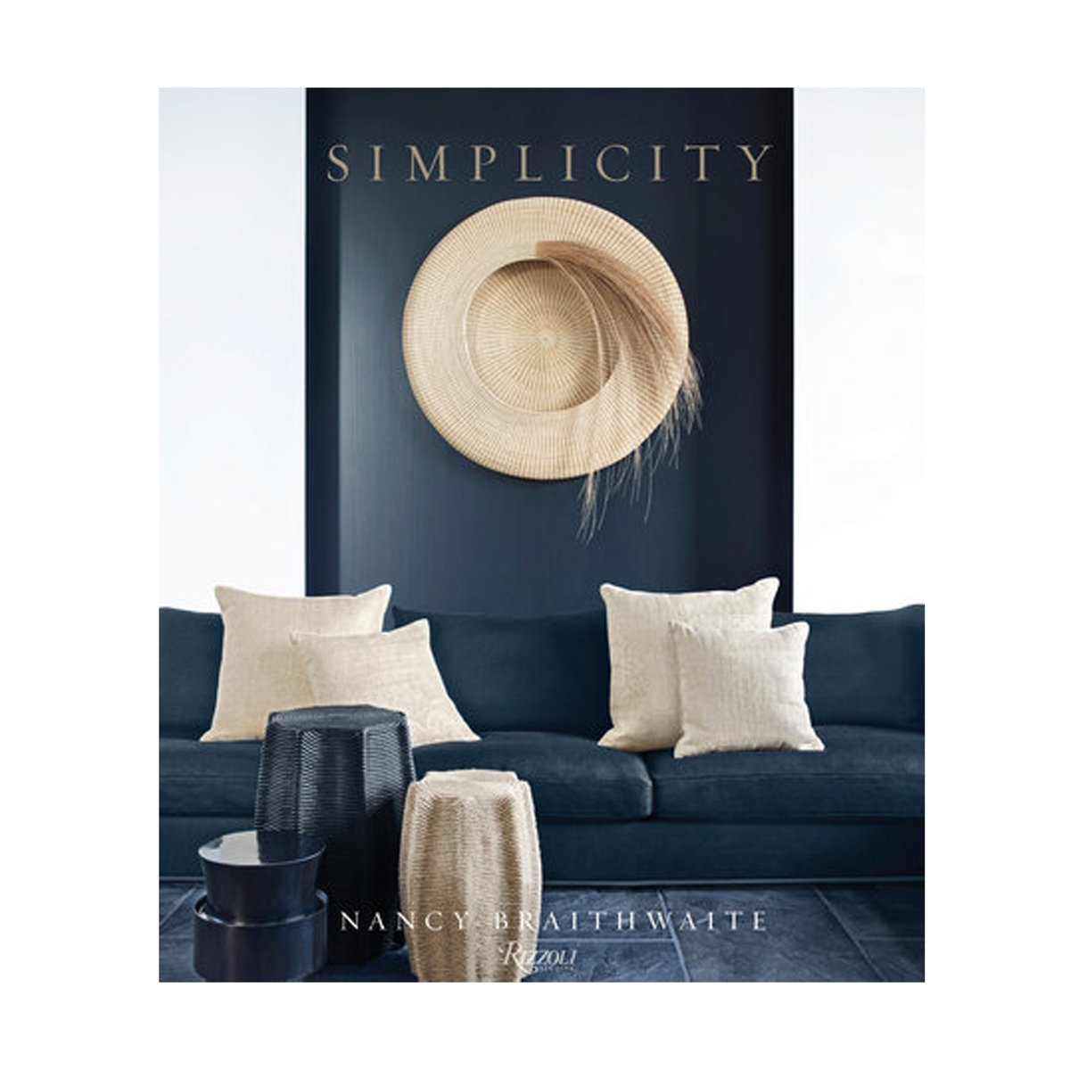 Simplicity Coffee Table Book