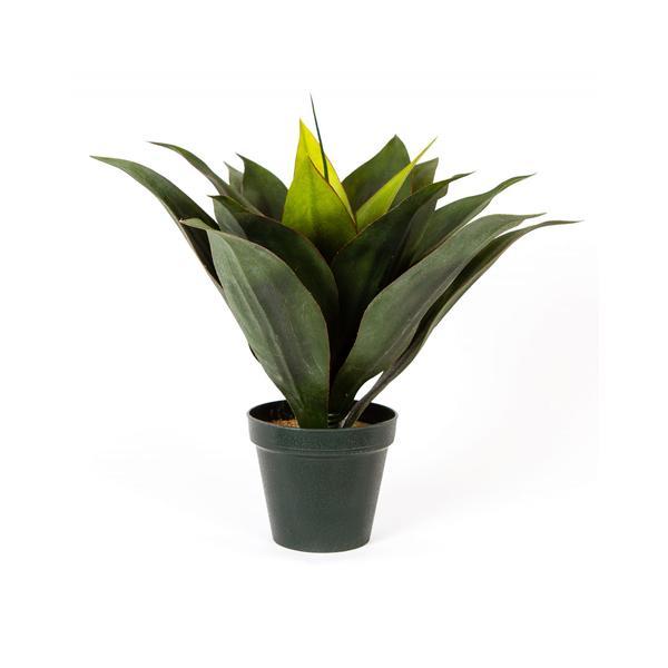 "18"" Faux Agave Plant"