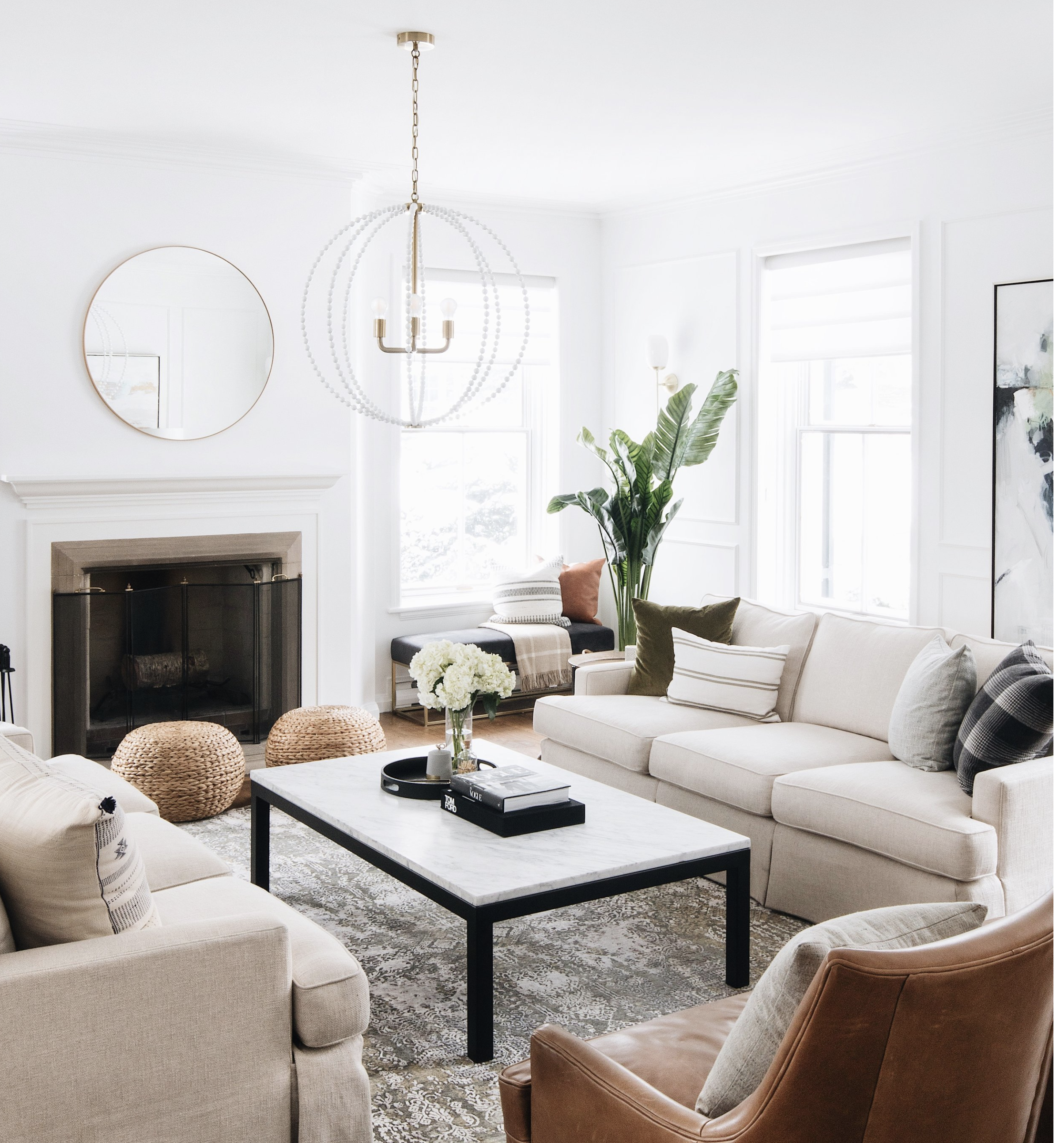 Our Top Five Tips For Styling A Coffee Table Leclair Decor
