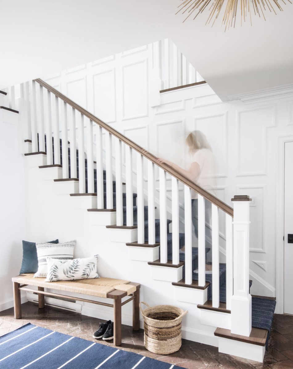 Westmount Project    |  Shop the look:     Shona bench  ,     Cape Cod Runner