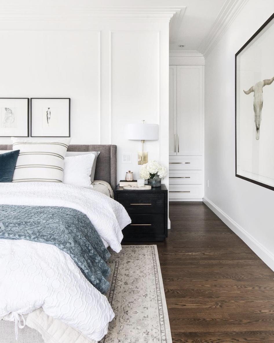 Designing The Perfect Bedside Vignette Leclair Decor