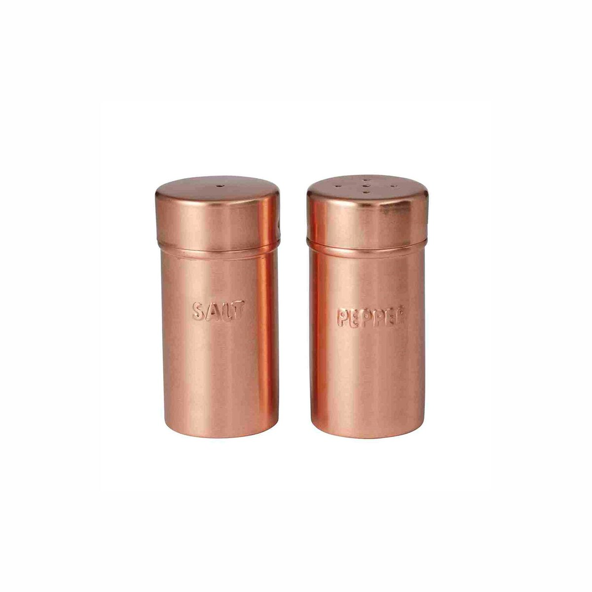 Copper Salt & Pepper