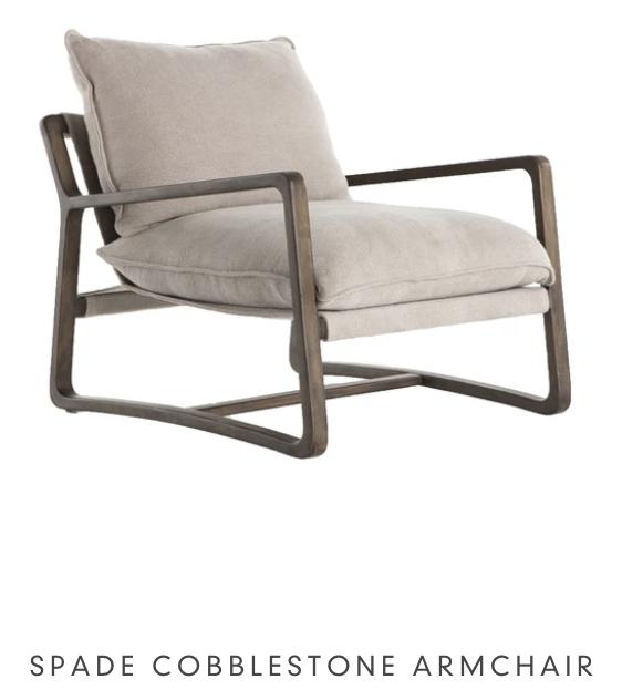 Spade Cobblestone Armchair from LD Shoppe Ottawa furniture store