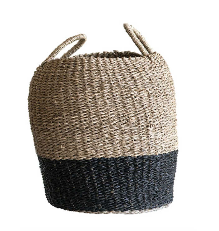 Esson basket from Ottawa furniture store LD Shoppe by Leclair Decor