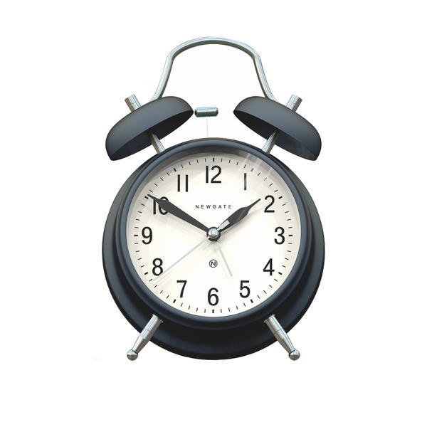 Brick Lane Alarm Clock - Blue from Ottawa furniture store LD Shoppe