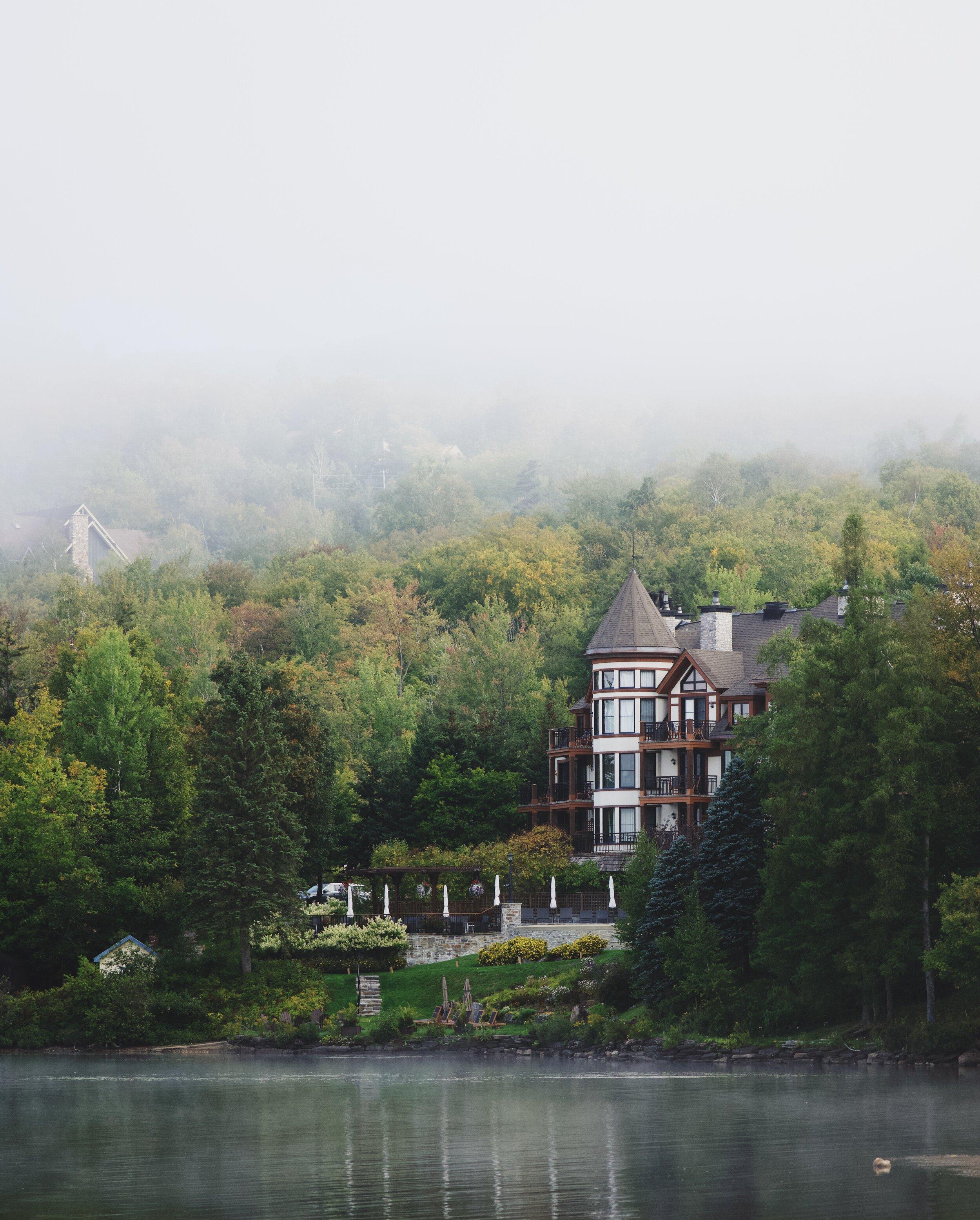 Quintessence Hotel | Photo by Sacha Leclair
