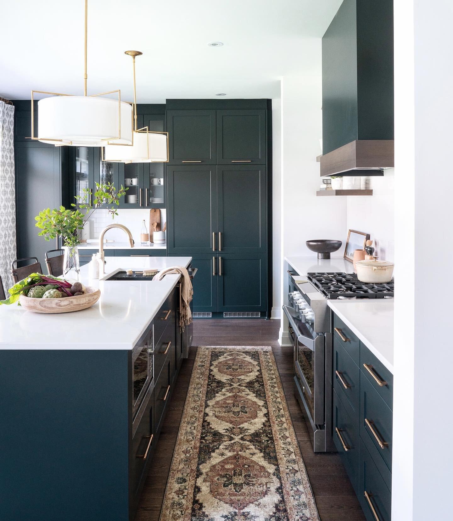 Shop the kitchen |   Saguaro Bowl  ,   Evie Ivory/Spice Runner  ,     Liam Pendant